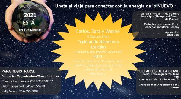 Autoayuda con la traducción al español - 4 días en línea